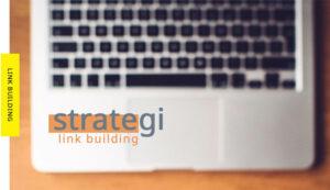 strategi link building